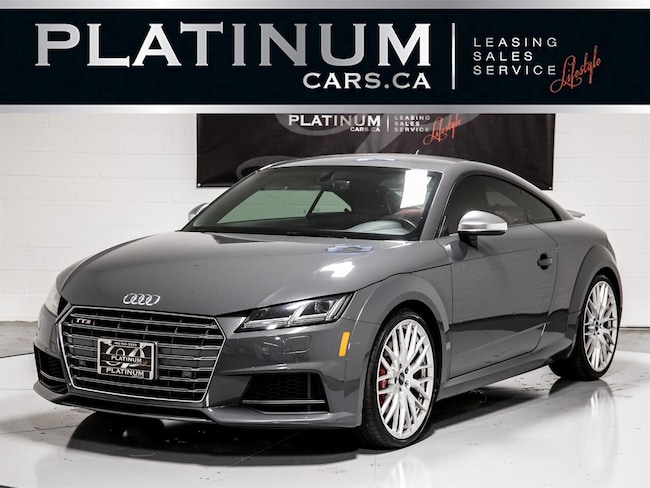 2016 Audi TTS 2.0T QUATTRO AWD, DIGITAL DASH, FULLY LOADED, APPS Coupe