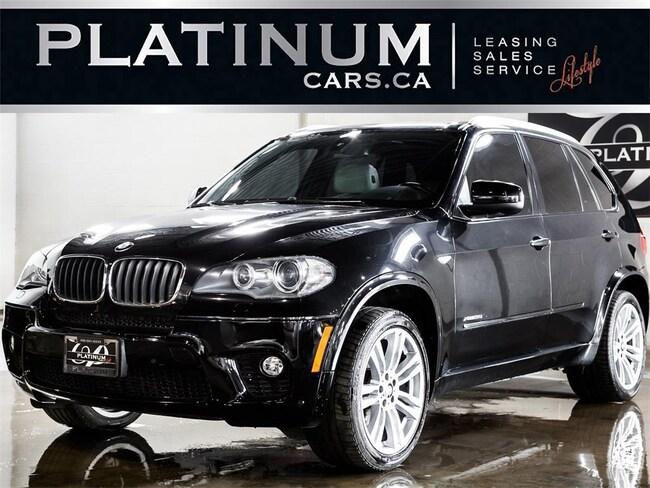 2011 BMW X5 xDrive 35i, 7 PASSENGER, M-SPORT, NAV, PANO, HUD SUV