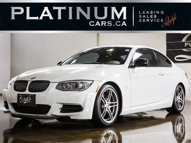2011 BMW 3 Series 335is, 6 SPD, NAV, M SPORT, RED LEATHER Coupe