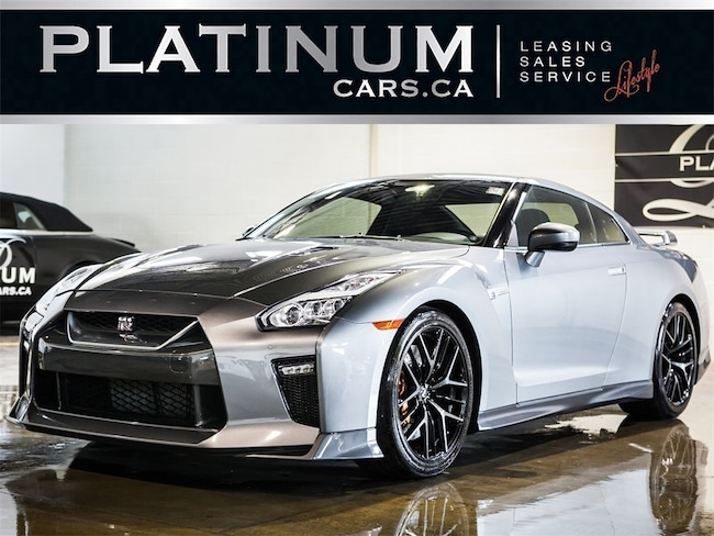 2017 Nissan GT-R PREMIUM, 565HP AWD, NAVI, CAM, HEATED SEATS Coupe