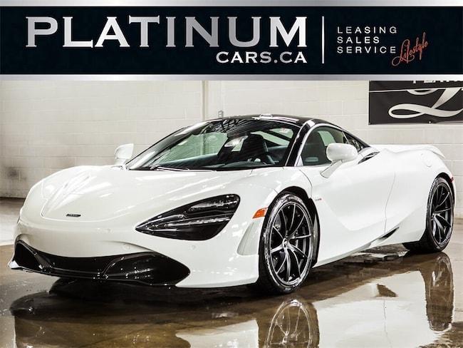 2019 Mclaren 720S SPORT EXHAUST, CARBON FIBER, BOWERS & WILK Coupe
