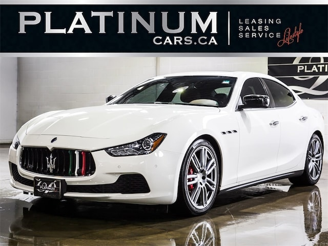 2014 maserati ghibli for sale, sq4, 400hp, navi, cam, paddle shift