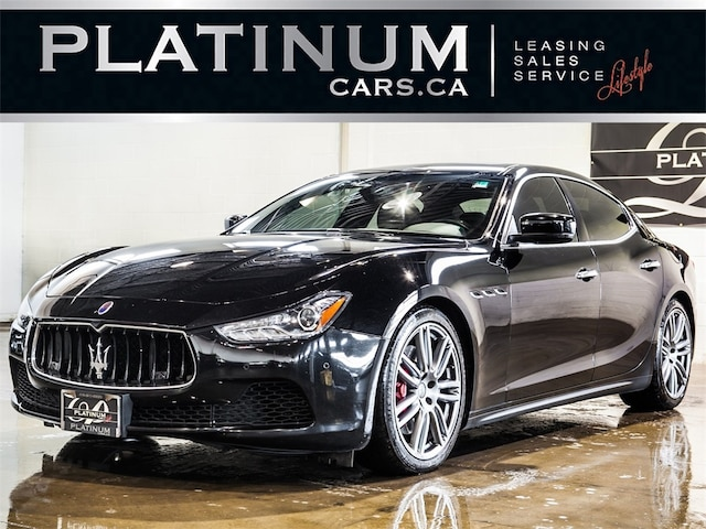 2014 maserati ghibli for sale, s q4, awd, navigation, camera