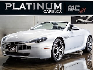 2010 Aston Martin Vantage Roadster V8, NAVI, F1 PADDLE SHIFT Convertible
