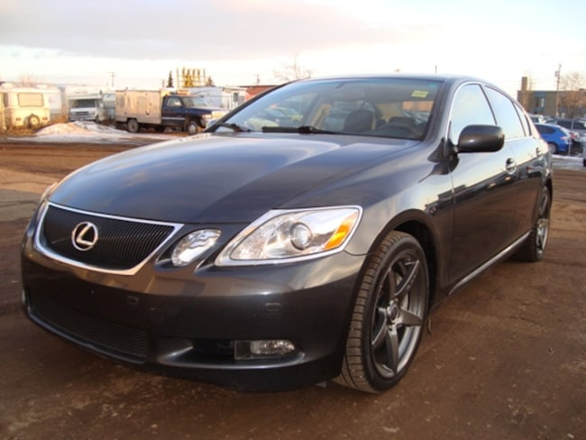 2007 LEXUS GS 350 In Excellent shape and comes with 2 sets of wheels Sedan