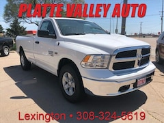 2019 Ram 1500 CLASSIC TRADESMAN REGULAR CAB 4X4 8' BOX Regular Cab