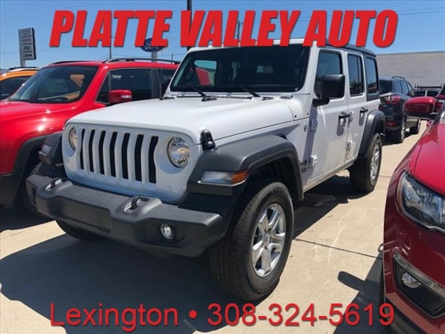 2018 Jeep Wrangler Unlimited Sport 4x4 SUV