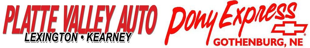 Platte Valley Auto Lexington & Kearney Pony Express Chevrolet Gothenburg