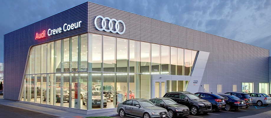 audi dealership st louis audi creve coeur. Black Bedroom Furniture Sets. Home Design Ideas
