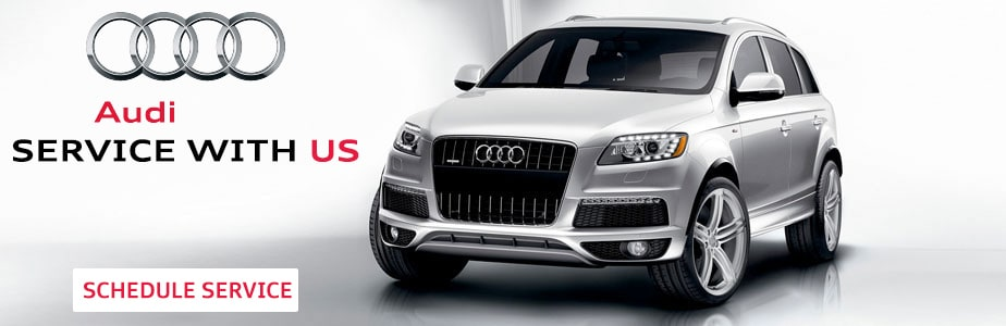 Luxury Car Service at Audi Creve Coeur