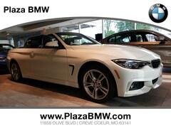 2019 BMW 440i xDrive Convertible