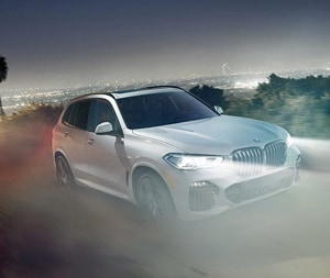 2019 BMW X5 Front