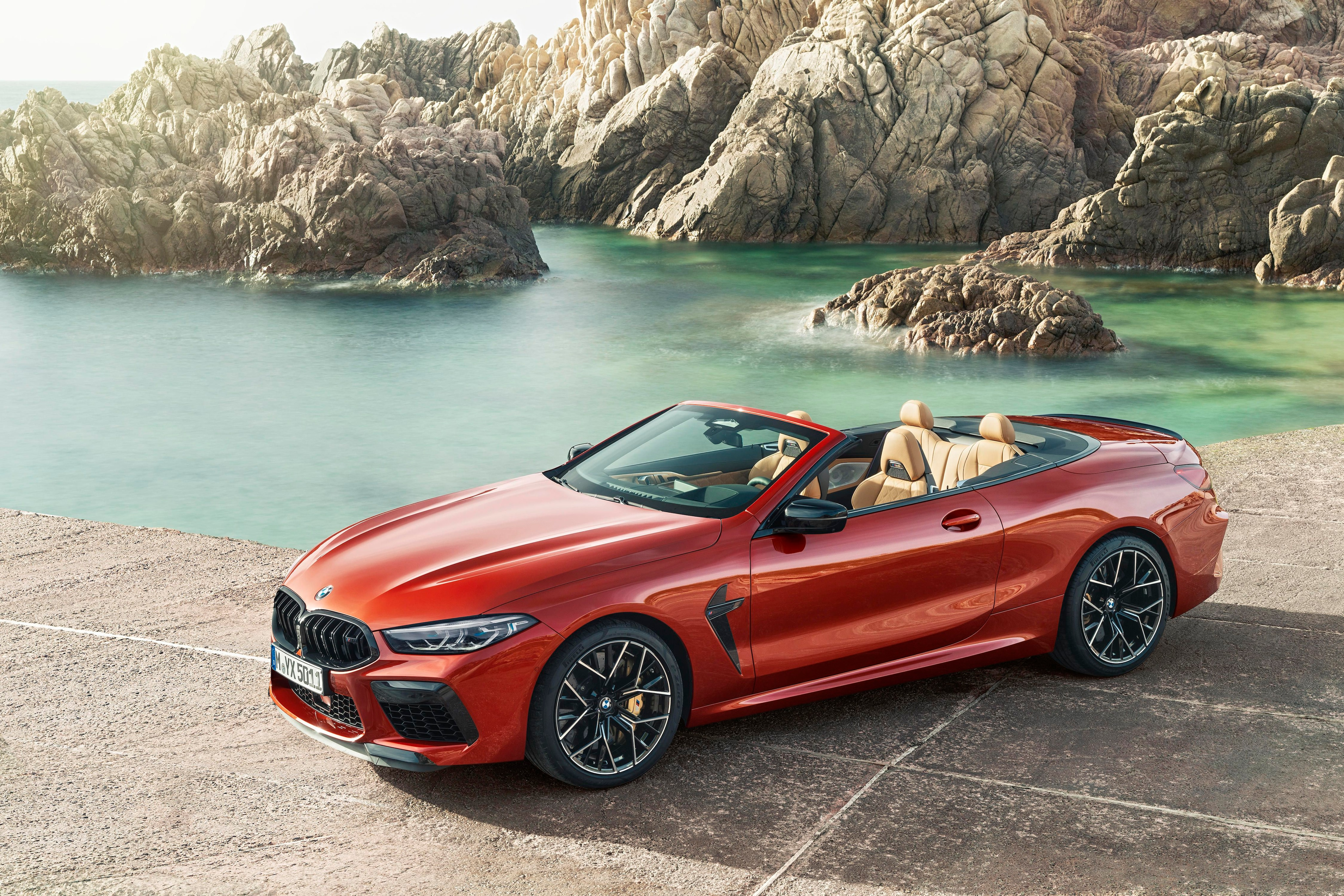 The 2020 Bmw M8 Coupe And Convertible Have Finally Arrived