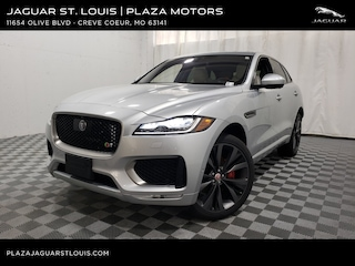 2017 Jaguar F-PACE First Edition First Edition AWD