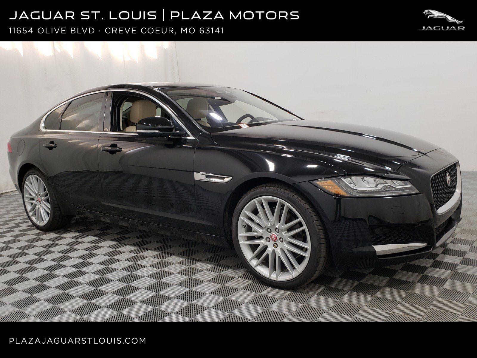 New 2019 Jaguar XF For Sale at Jaguar St  Louis | VIN: SAJBK4GX8KCY77982