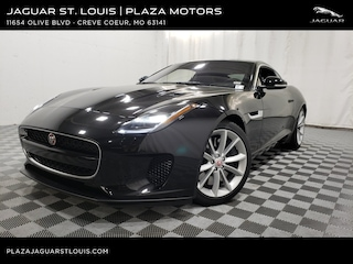 2018 Jaguar F-TYPE 380HP Coupe