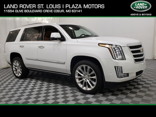 2017 Cadillac Escalade Premium Luxury 4WD  Premium Luxury