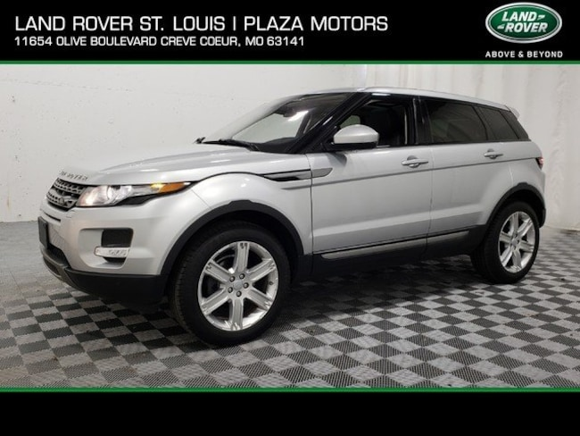 Used 2015 Land Rover Range Rover Evoque For Sale at Jaguar St. Louis ... cdf5a0e22b