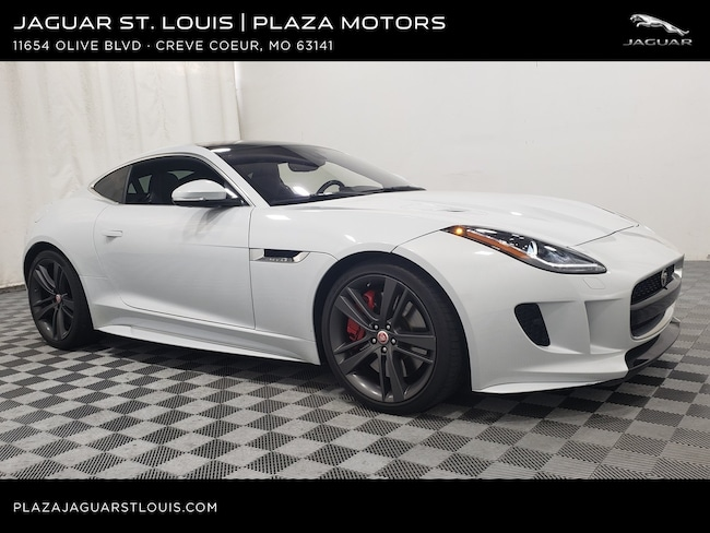 2017 Jaguar F-TYPE S British Design Edition Coupe