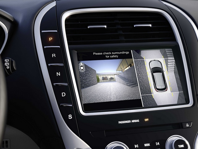 2017 Lincoln MKX Technology