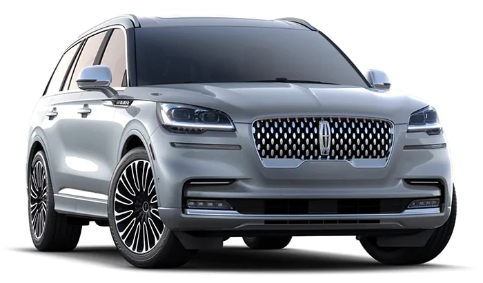 2021 Lincoln Aviator Black Label