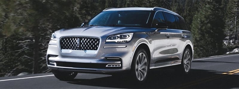 New 2021 Lincoln Aviator Leesburg FL