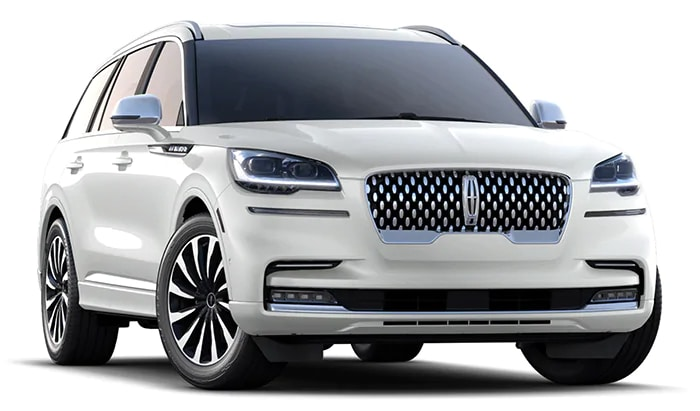 2021 Lincoln Aviator Black Label Grand Touring