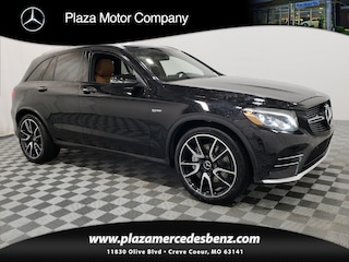 2019 AMG GLC 43 Mercedes-Benz 4MATIC SUV