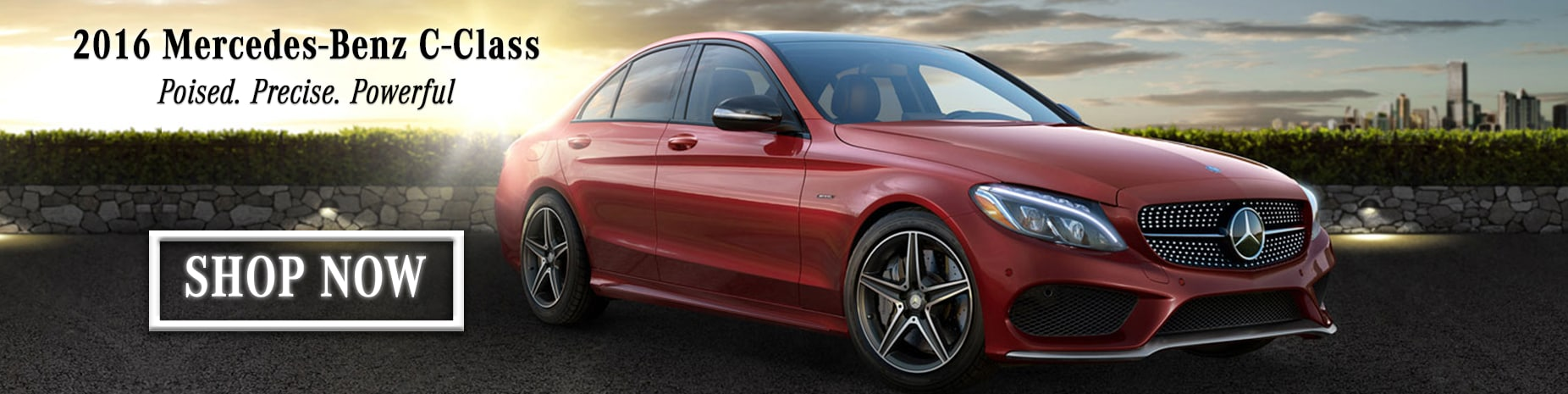 Research the 2016 mercedes benz c class in creve coeur for Plaza mercedes benz st louis