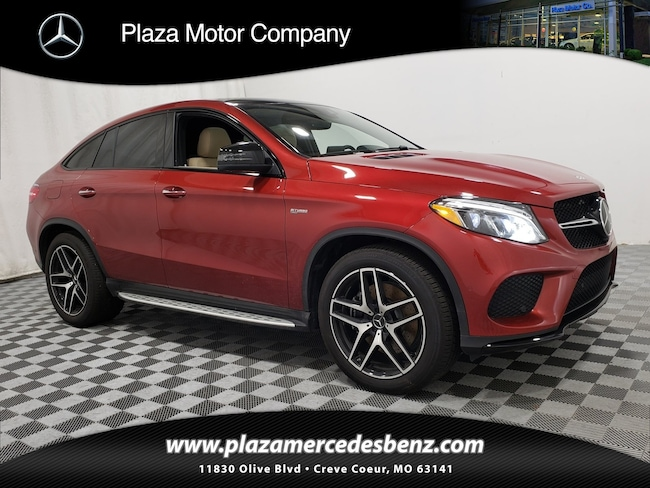 2019 AMG GLE 43 Mercedes-Benz 4MATIC Coupe