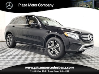 2019 GLC 300 Mercedes-Benz 4MATIC SUV