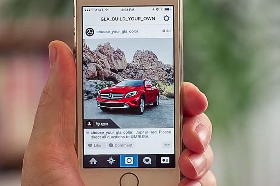 Mercedes-Benz: The King of Instagram | Plaza Motor Company