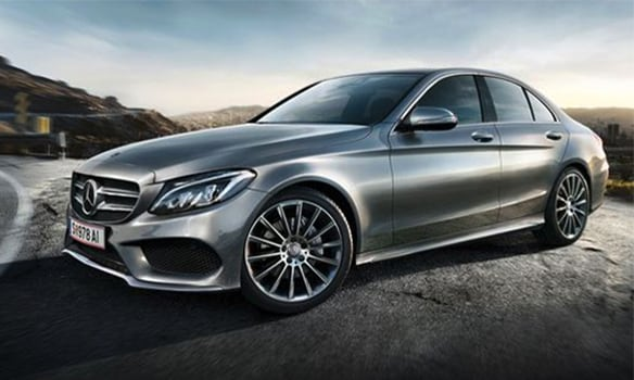 2016 C-Class Features