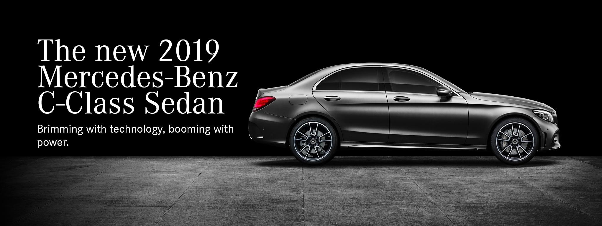 2019 mercedes benz c class sedan mercedes c class st louis mo. Black Bedroom Furniture Sets. Home Design Ideas