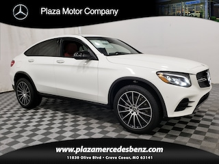 2019 GLC 300 Mercedes-Benz 4MATIC Coupe