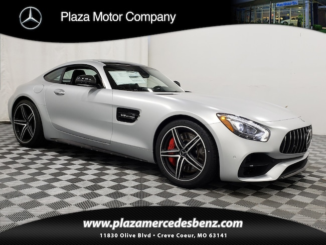 2019 AMG GT Mercedes-Benz C Coupe
