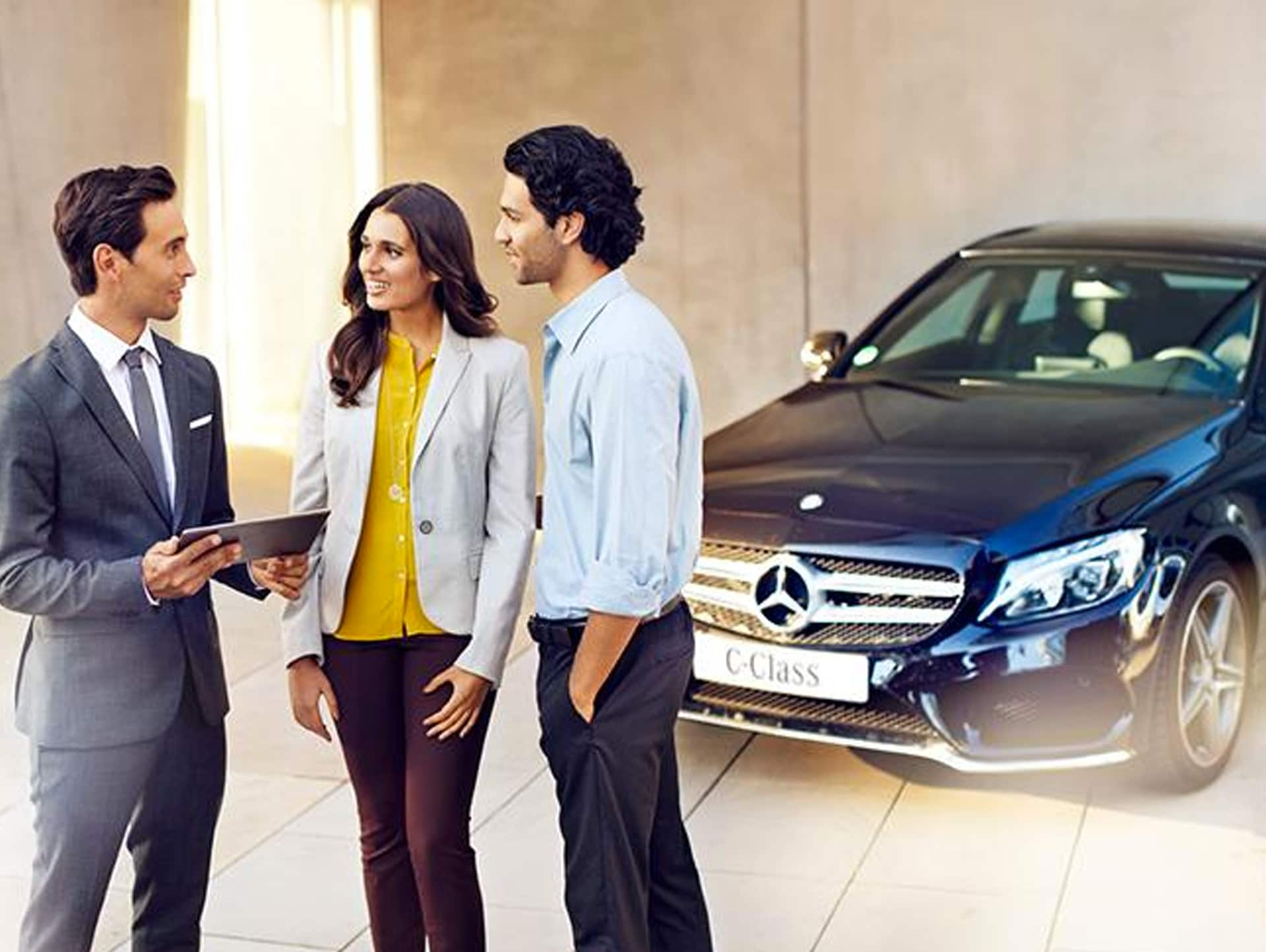 Mercedes-Benz Trade In Value