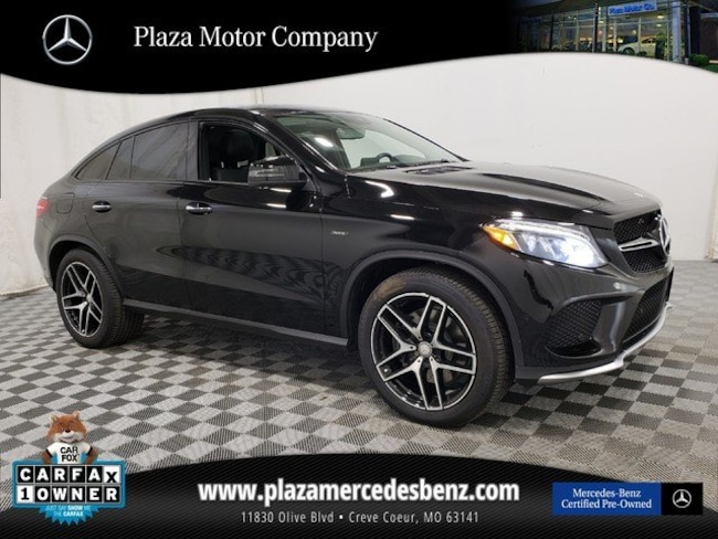 2016 Mercedes-Benz GLE GLE 450 AMG Coupe