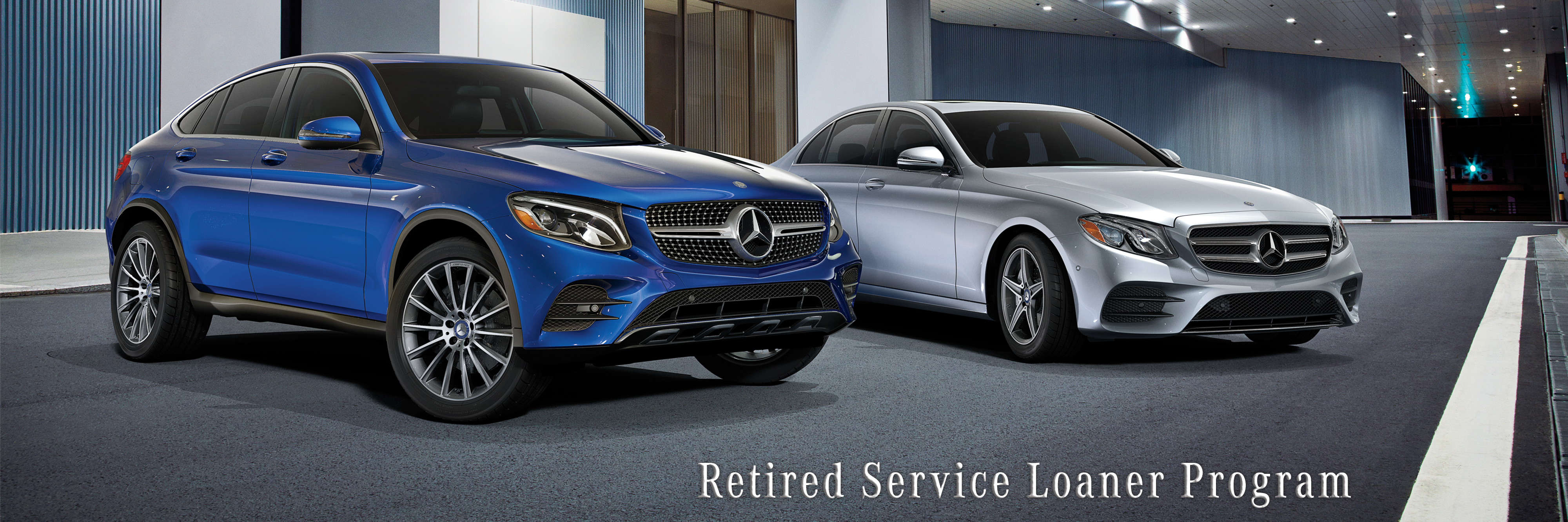 Mercedes benz retired service loaner creve coeur st for St louis mercedes benz dealers