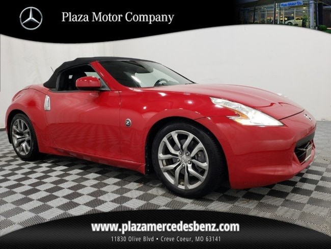 2011 Nissan 370Z Touring Roadster