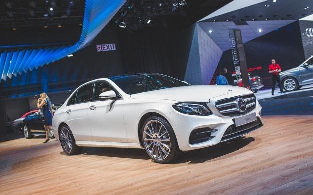 Plaza Motor Company 2017 Mercedes Benz E Class Sedan