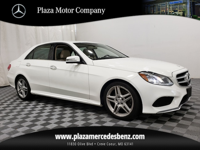 2014 Mercedes-Benz E-Class E 350 Sport Sedan