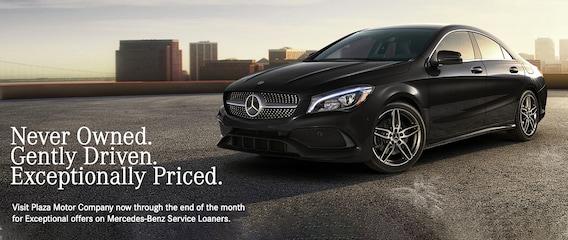 Mercedes-Benz Retired Service Loaner| Creve Coeur St  Louis