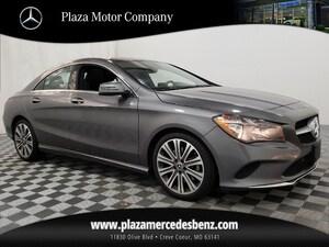 2018 Mercedes-Benz CLA CLA 250 Coupe
