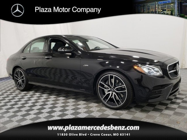 2019 AMG E 53 Mercedes-Benz 4MATIC Sedan