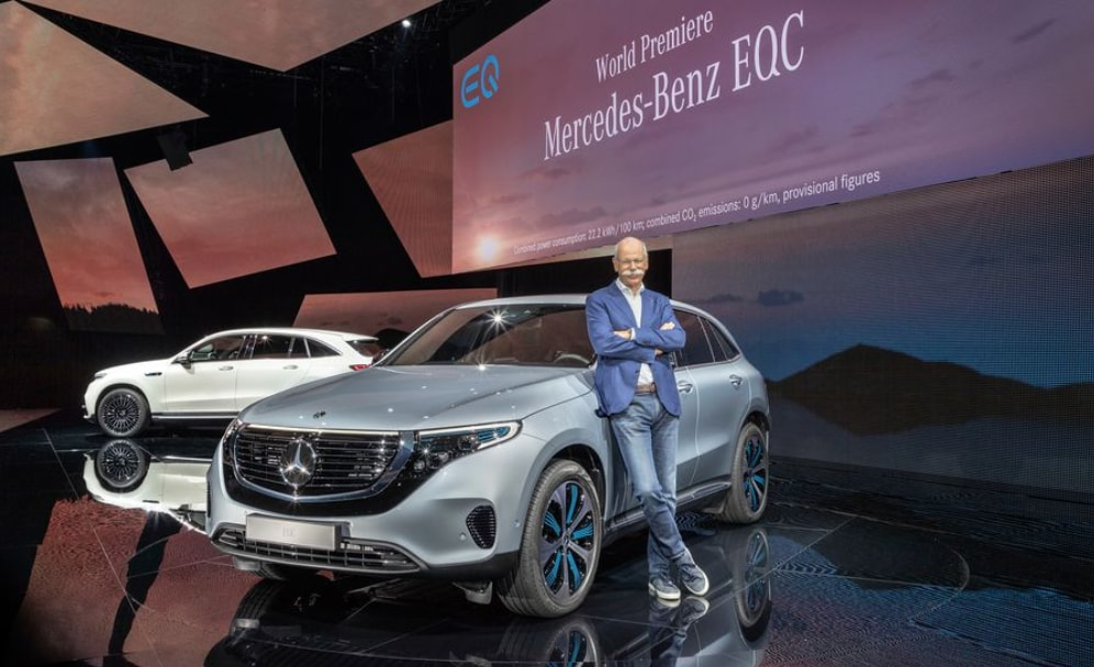 Plaza Motor Company What A New MercedesBenz CEO Means For You - Car show board template
