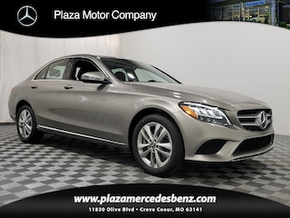2019 C-Class Mercedes-Benz C 300 4MATIC Sedan