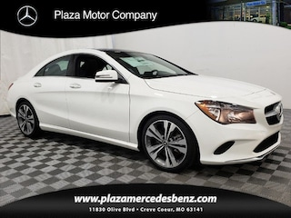 2019 CLA 250 Mercedes-Benz 4MATIC Coupe