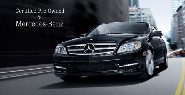 Mercedes Benz Certified Pre Owned Warranty