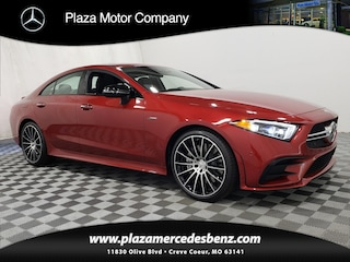 2019 AMG CLS 53 Mercedes-Benz S-Model 4MATIC Coupe